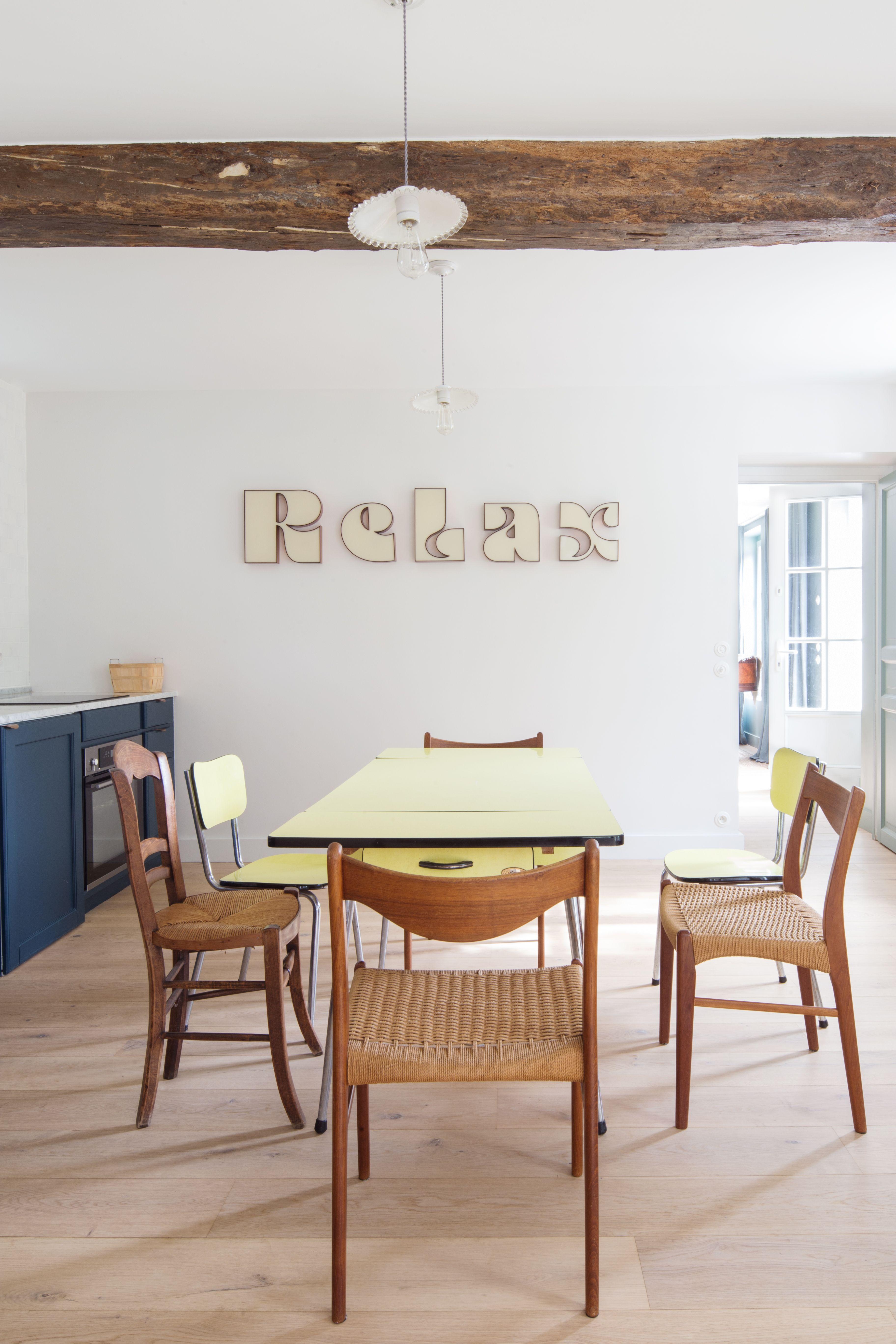 Maison De Campagne Vexin bateaumagne architecture - vexin cuisine maison de campagne