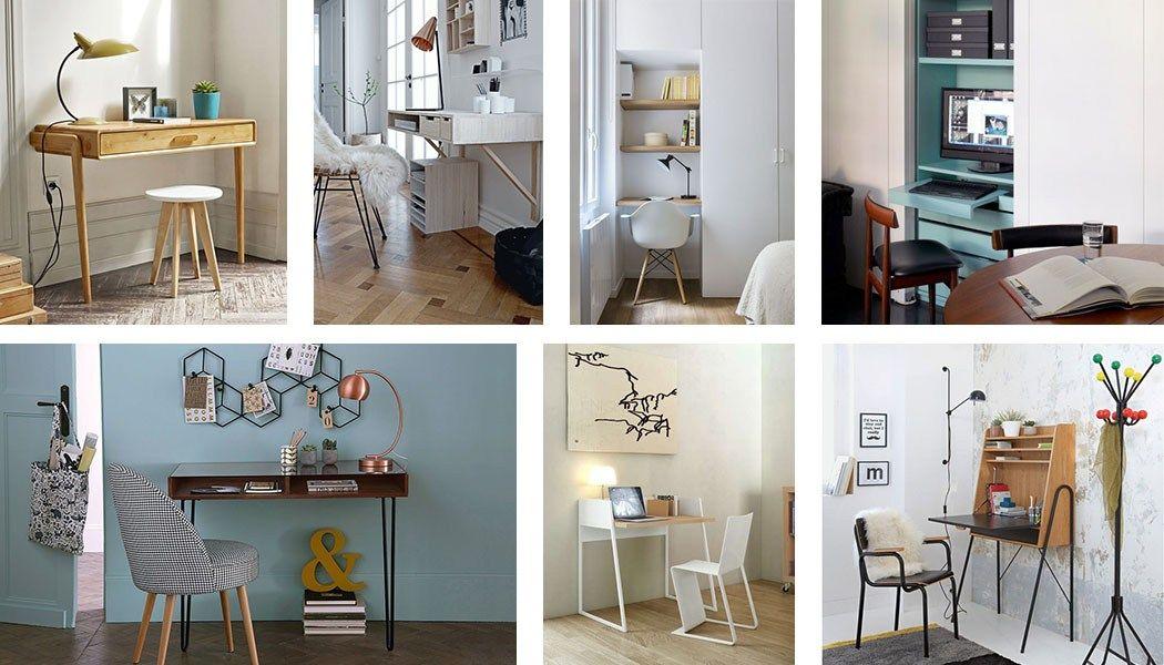 Aménager un coin bureau dans le salon idées à piquer