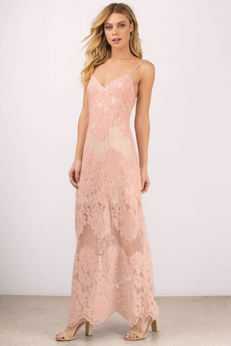 Lace v neck maxi dress  Search