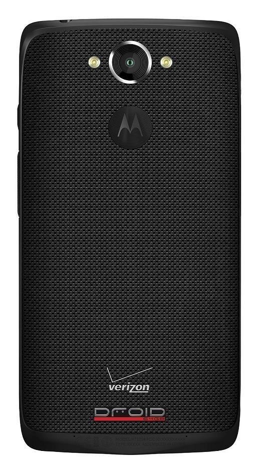 the latest 02179 42253 Motorola Droid Turbo XT1254 Black Ballistic Nylon 64GB Verizon ...