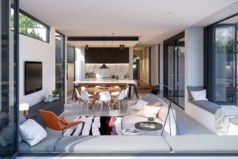 Photo of Cucina open space con isola: 27 idee di design per ispirare te stesso