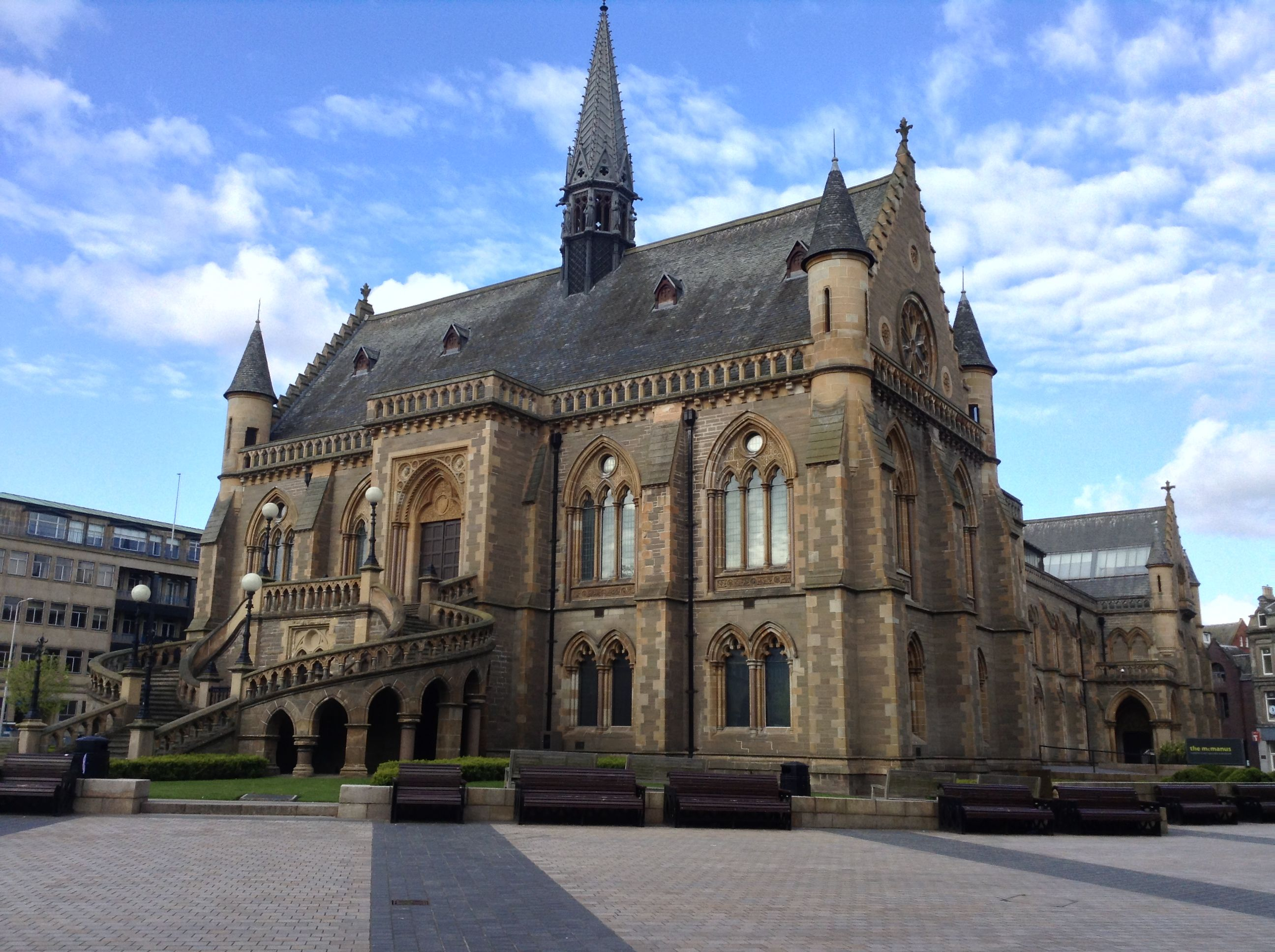 Dundee in Angus, Angus