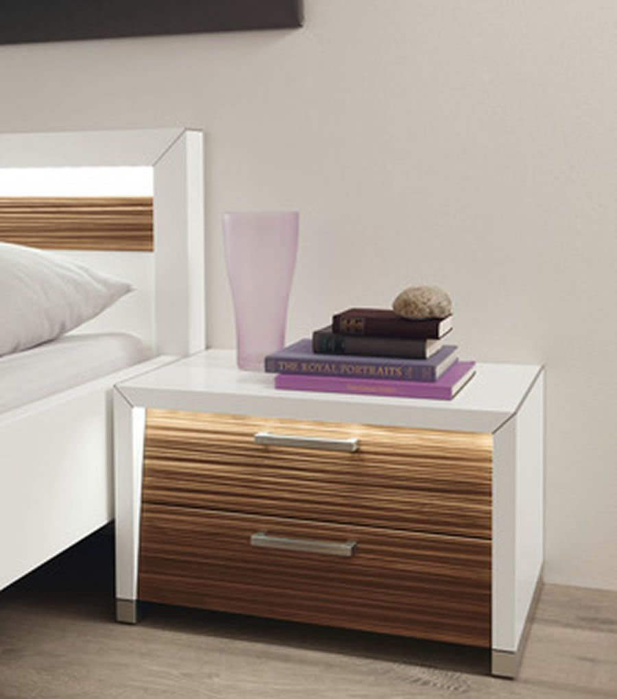 Bedside table and bed - Interesting Multifunctional Bedside Cabinet And Table By Maria Cichy Modern Bedroom Furniture Design Bedside