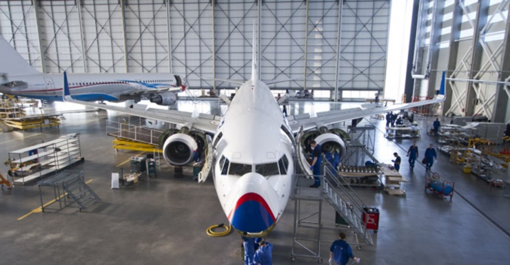 Chinese MRO Infrastructure Falling Behind Growth