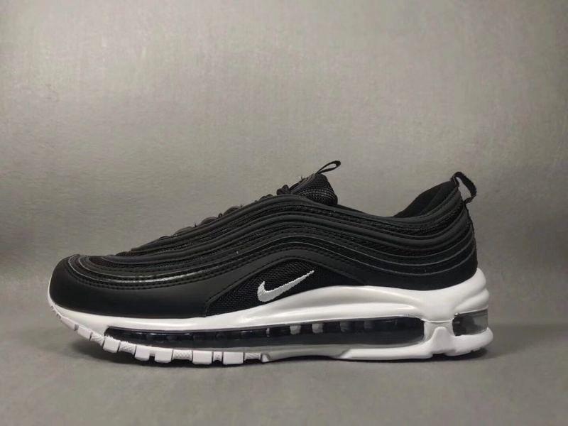 more photos 6e4b3 3fbc5 Real Unisex Nike Air Max 97 Black White 921826-001