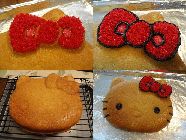 Hello Kitty Cake Birthday Inspo Hello Kitty Day of the Dead