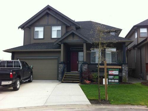 Blue exterior house with black trim google search - Exterior house colors with black trim ...