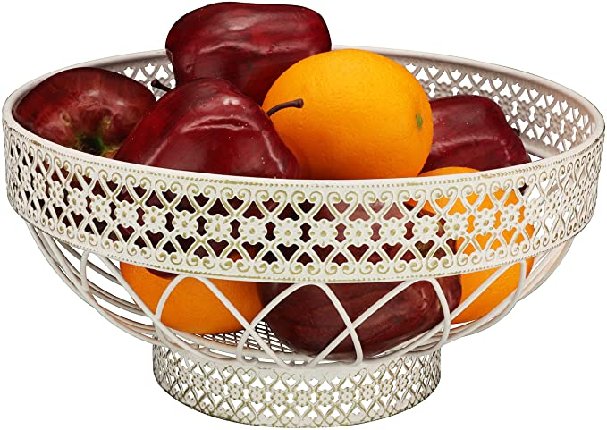 Idea Of Fruit Basket Come From Bowl Shape Curves Makes A Perfect Work Of Art You Could Got Satisfied If You Keep Various Fr Fruit Basket Bowl Vegetable Basket