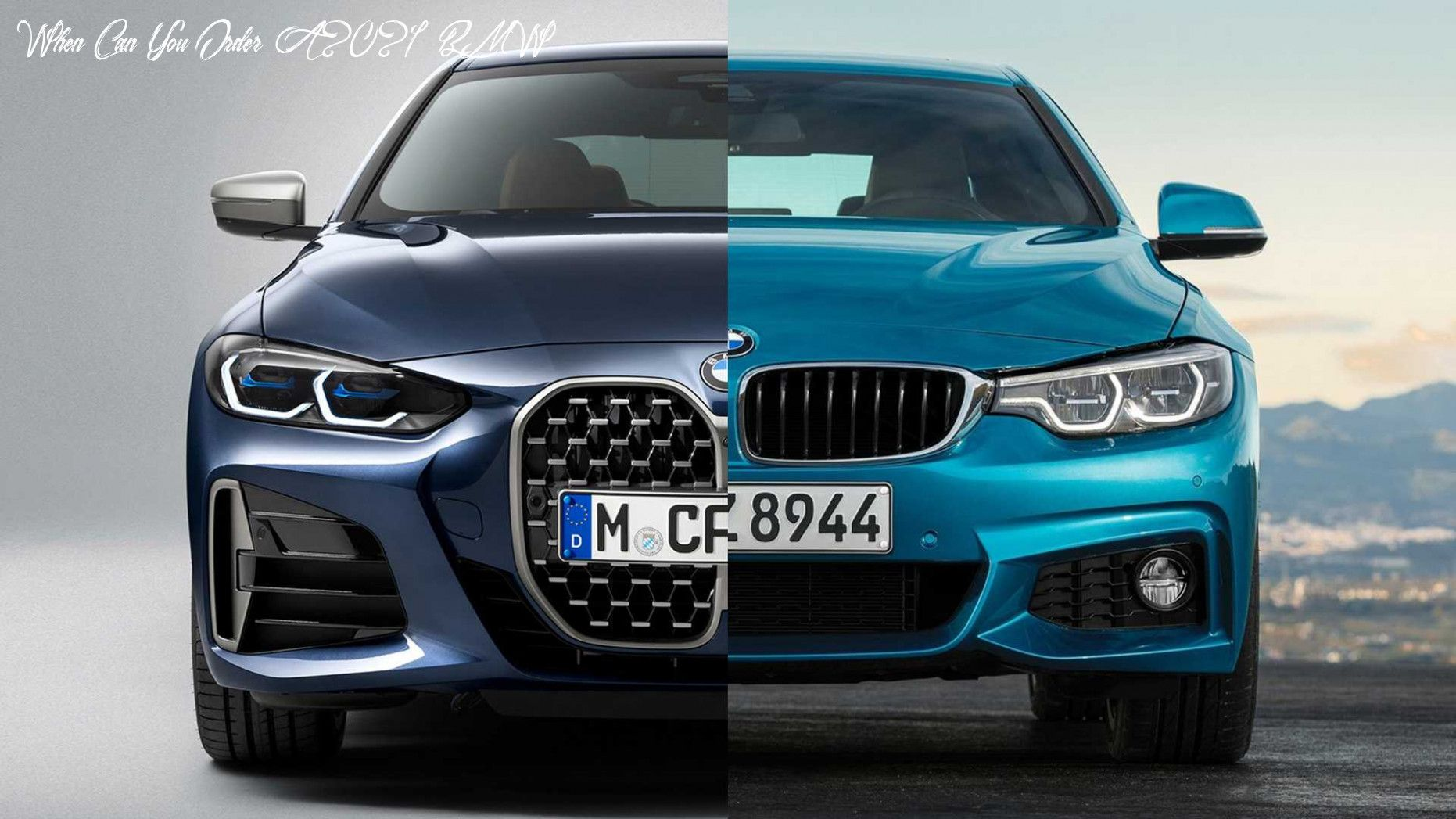 Bild When Can You Order A 2021 BMW