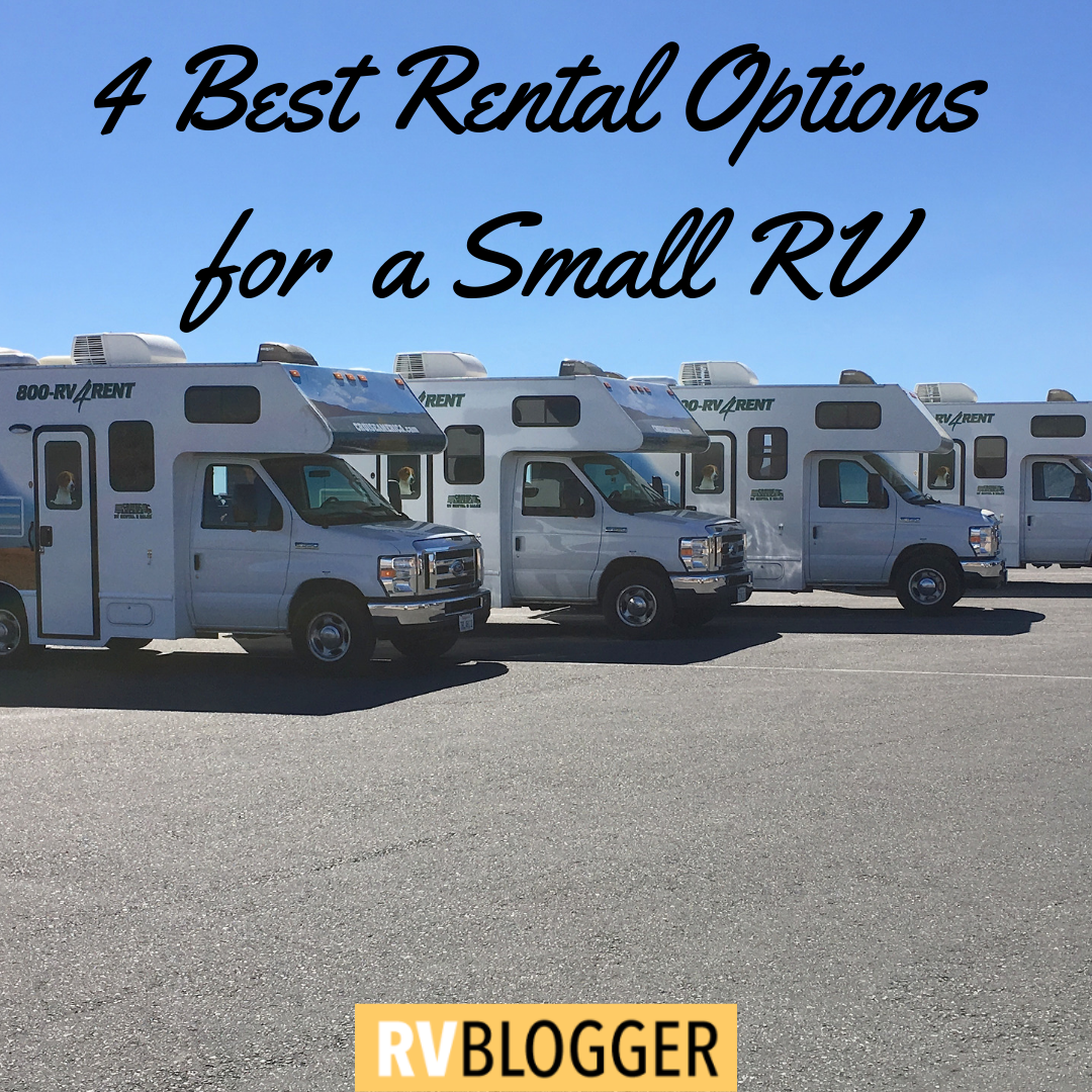 4 Best Rental Options For A Small Drivable Rv Small Rv Rental Rent Rv Cruise America