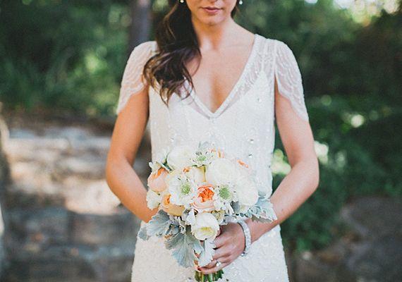 Jenny Packham wedding dress | Photo by Studio Castillero | 100 Layer Cake