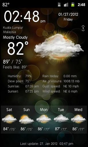 Weather Services PRO v1 8 1pro apk Requirements: Android 1 6