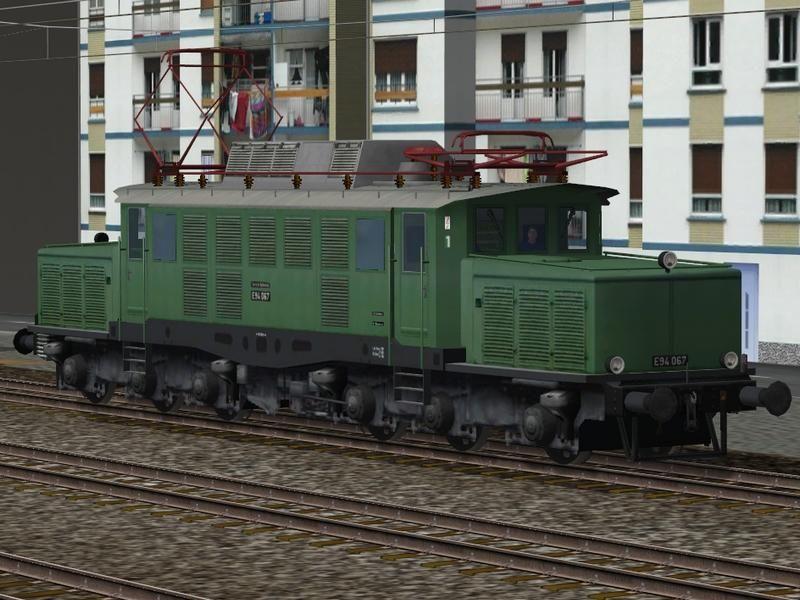 E-Loks E94 versch. Bahngesellschaften von Epoche II bis IV - 2