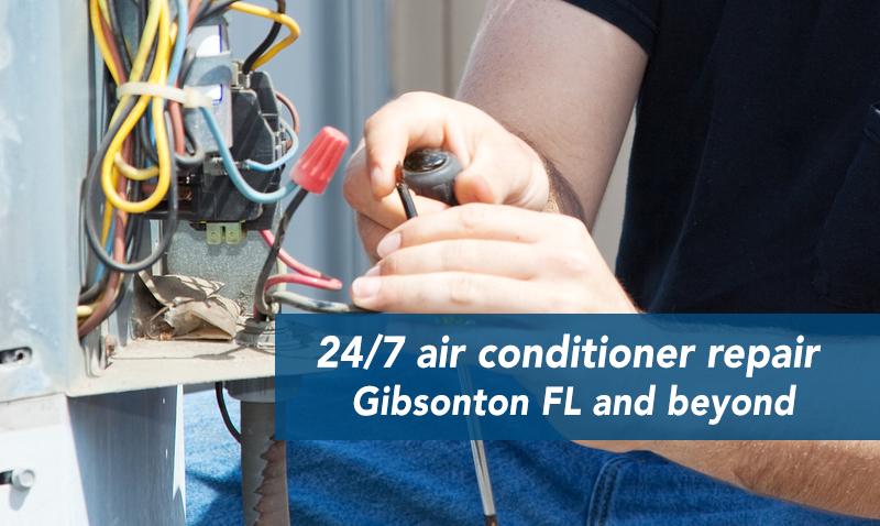 24 Hour AC Repair Gibsonton