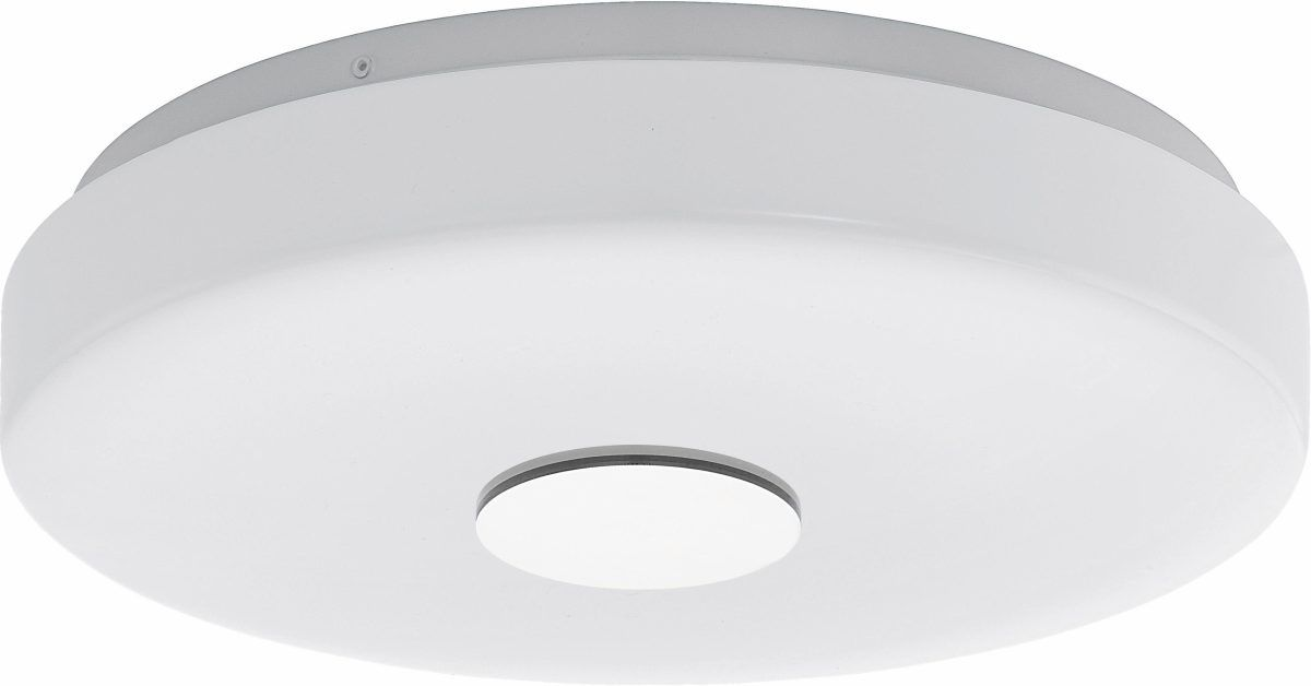 Spotlight »BERGAMO-C« silber, Energieeffizienzklasse A+, EGLO Jetzt - deckenleuchten für badezimmer