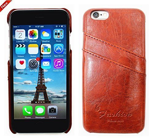 iPhone 6 Wallet Case - Slim Profile in Business Leather - PU Wax texture - Protective and Light Carrying Cover- stylish and Durable Card Holder - Designer Thin Profile - Suits 4.7 Inches- For Women & Men by FAEHIAN, http://www.amazon.com/dp/B010S9MR5I/ref=cm_sw_r_pi_dp_IV0Lvb12ADY0T