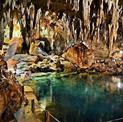 Image result for hinagdanan cave bohol