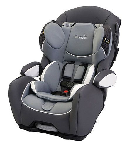 Safety 1st Alpha Omega Elite Air Convertible Car Seat In Shadow