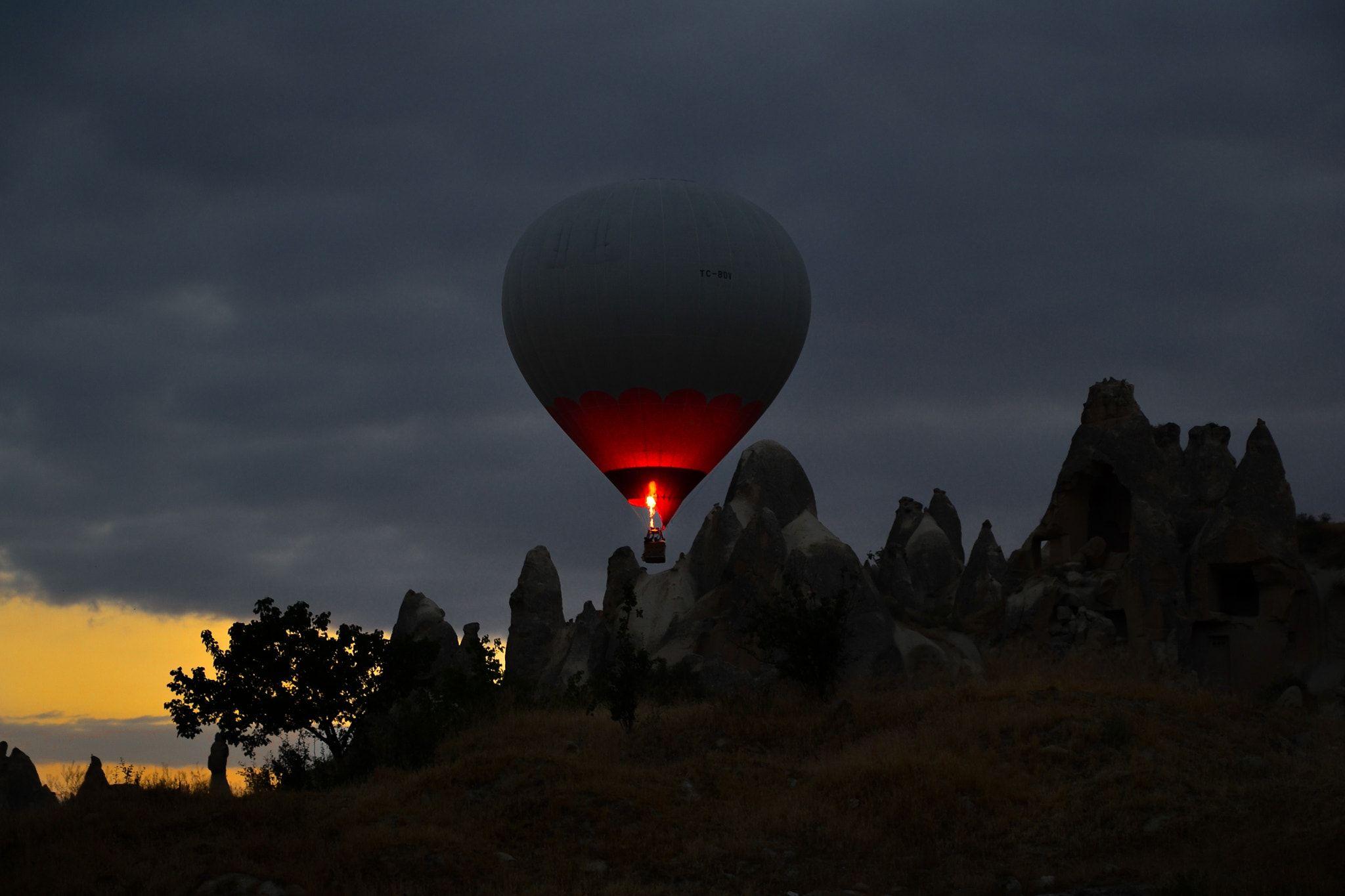 Cappadocia / Turkey | Discovered from Dream Afar New Tab