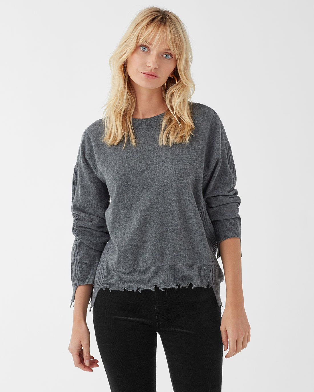 8de821563c9e3 Lyric Pullover Sweater
