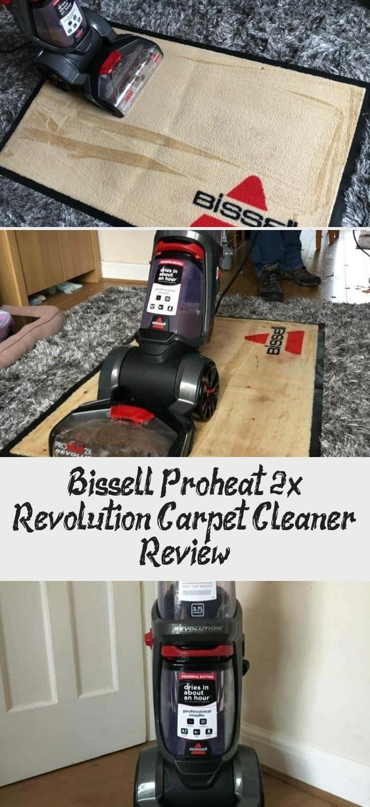 Bissell proheat 2x revolution teppichreiniger bewertung