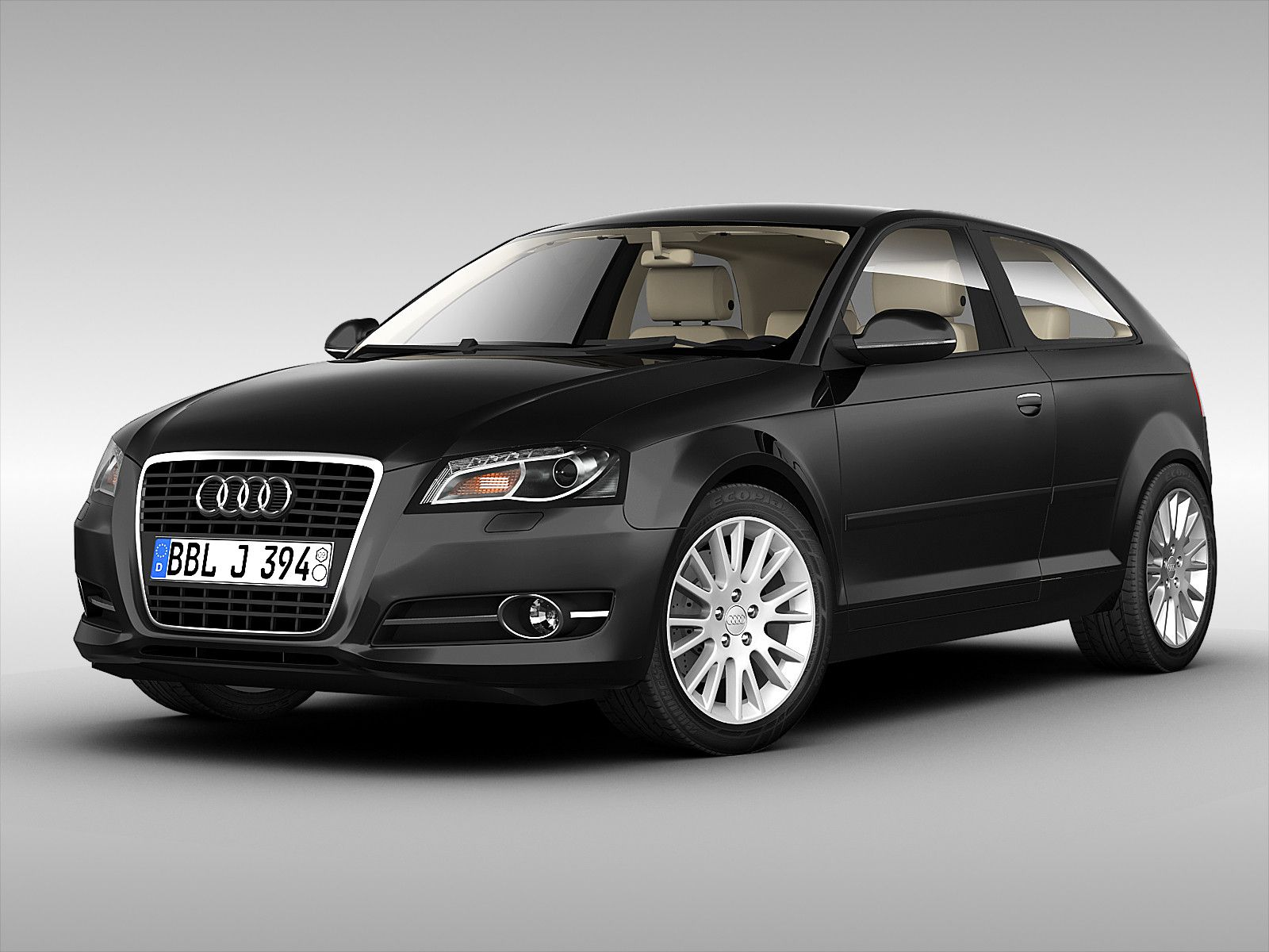 Max Audi Car D Model DModeling Pinterest - Audi car 3d