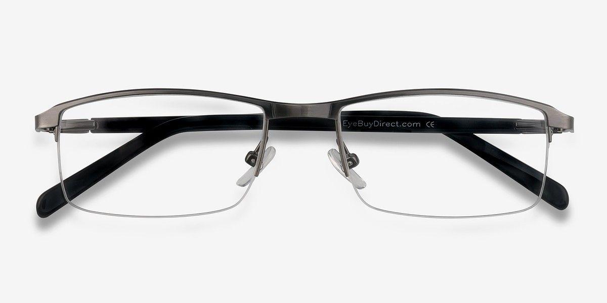 f067420cfa8 Mel Silver Metal Eyeglasses from EyeBuyDirect. Exceptional style