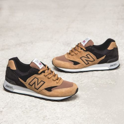 great colour combo New Balance ML577 Scarpe Da Ginnastica Moda 8cdc3bfb98e