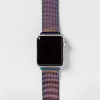 heyday Apple Watch Mesh Band 38mm - Cool Iridescent