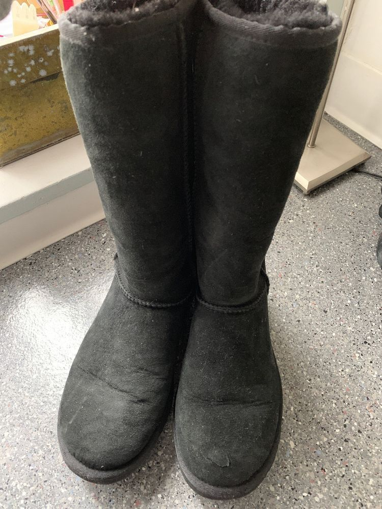 ca0387a4532 Ugg Australia Size 8 Women s Classic Tall Black Boots  fashion  clothing   shoes  accessories  womensshoes  boots (ebay link)