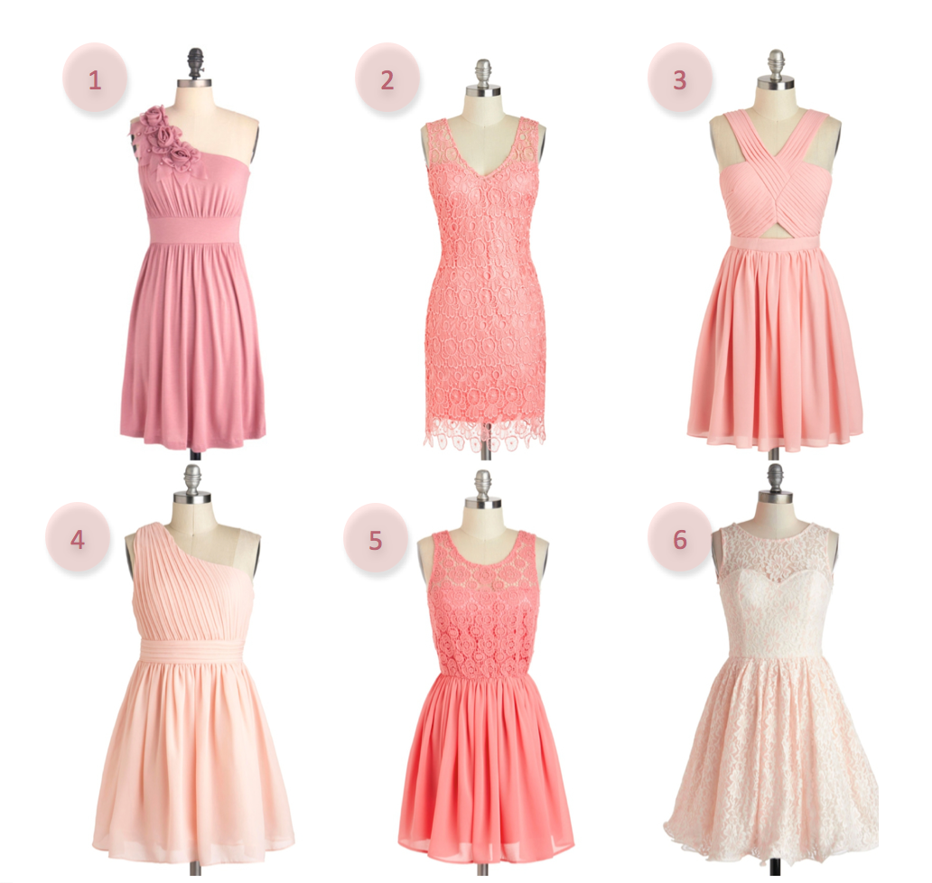 Pink dresses | Fashion | Pinterest