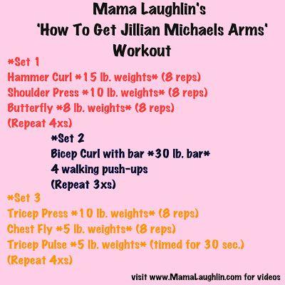 fat burn upper body workout