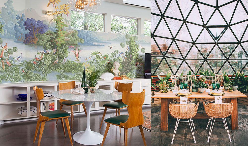 #Wohnzimmer Designs Home Design Ideen: Mid Century Innendekoration, Möbel  Und Wände #Home