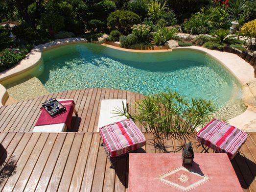 17 idées d\u0027aménagements de piscines qui font rêver - Elle Décoration