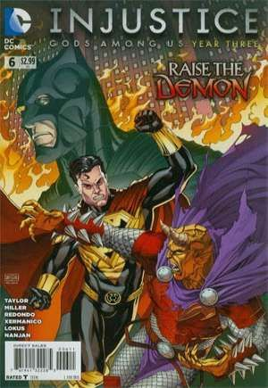 #8A 2016 Ross Variant NM Stock Image 3rd Series Secret Wars