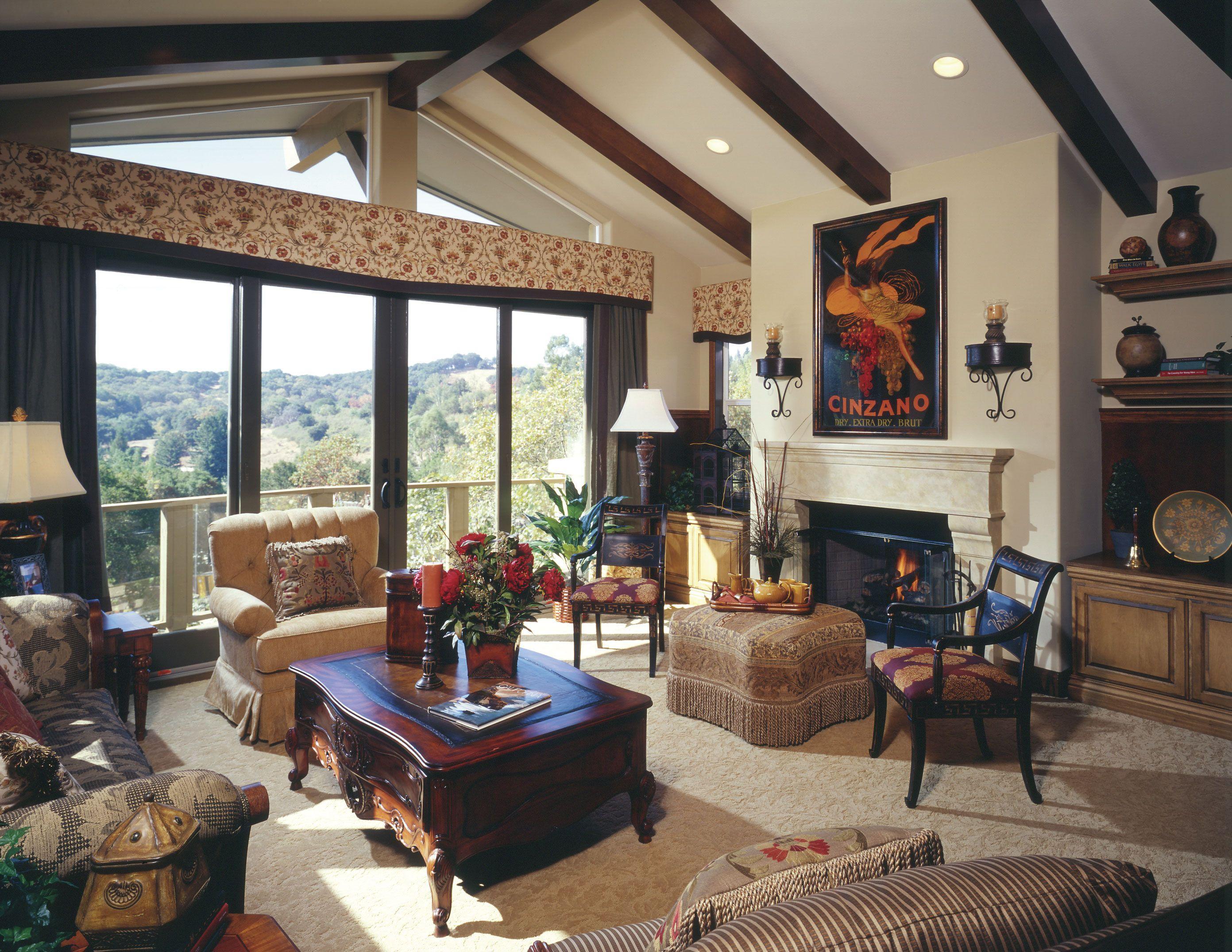 Gentil WHA Luxury Design Single Family   Living Room Interior Design   Hanover  Place   Santa Rosa