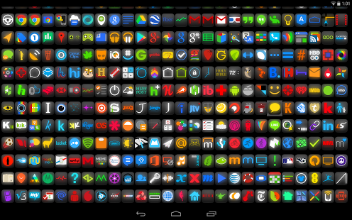 Pulse - Icon Pack APK for Blackberry | Download Android APK GAMES