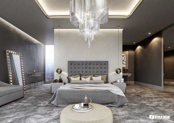 8 ideas de habitaciones de lujo al detalle habitaciones