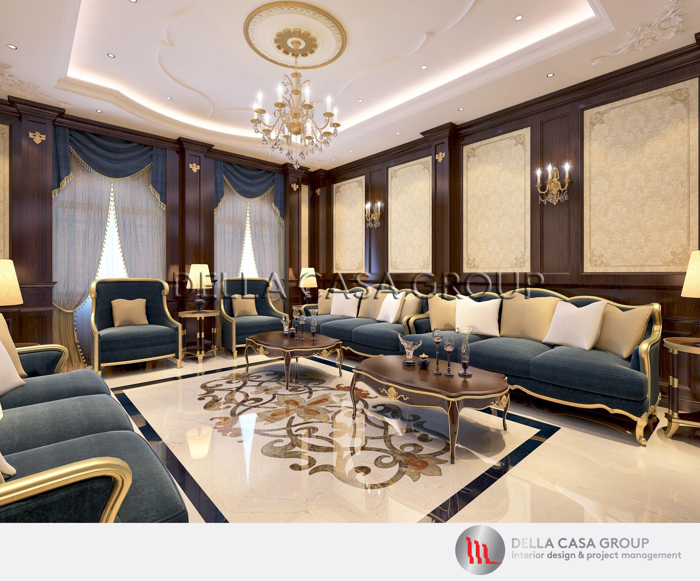 Classic Majlis Design Home Middle Eastern Pinterest