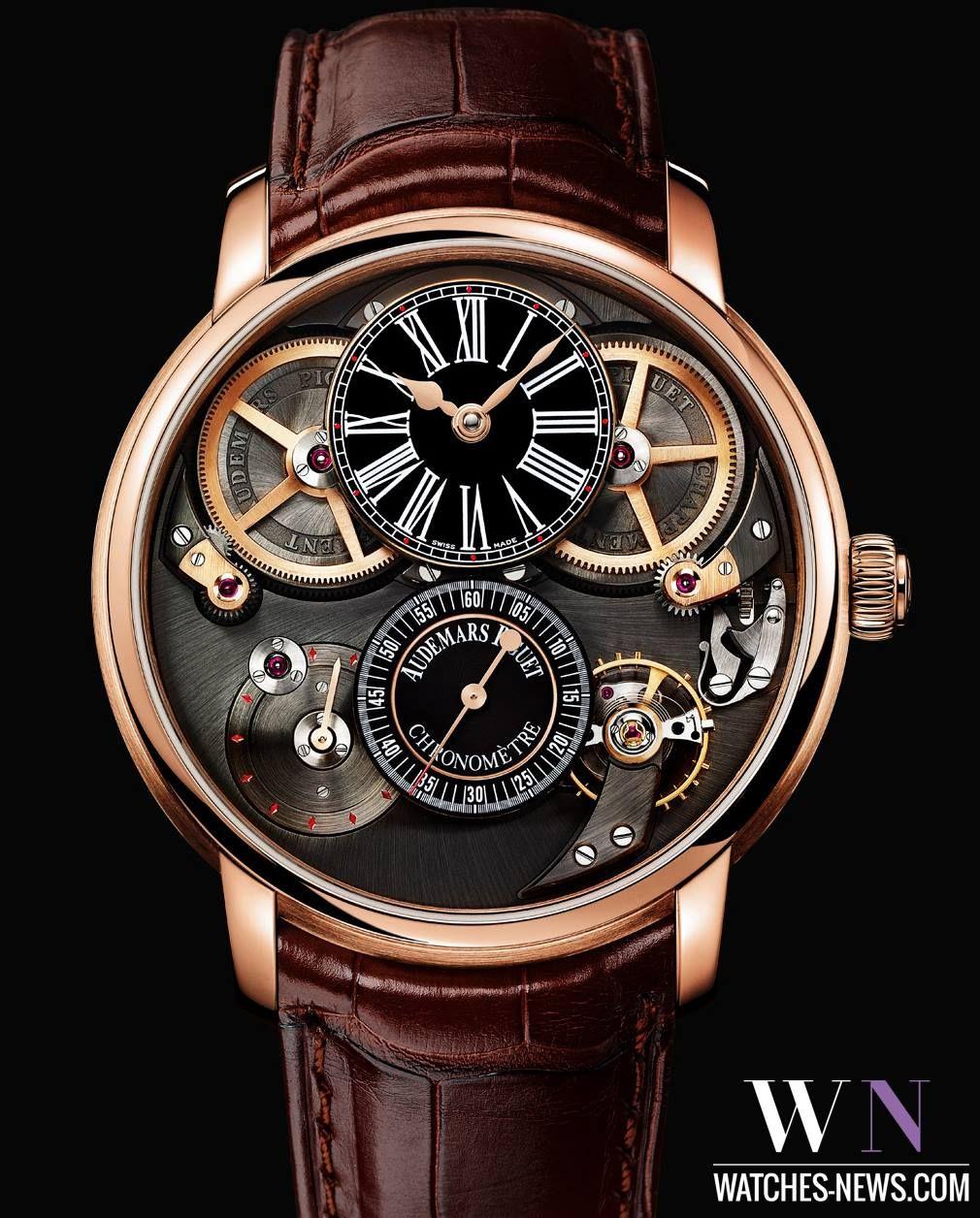 06dca980677 AUDEMARS PIGUET - Jules Audemars Chronometer