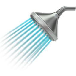 The Shower Emoji on Shower, Rain shower, Emoji