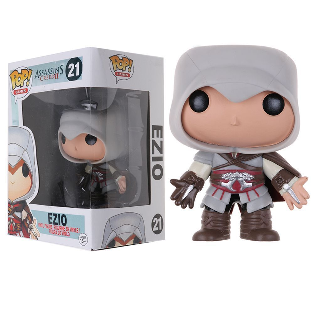 FUNKO POP Assassin/'s Creed Ezio Vinyl Action Figure Collection #21