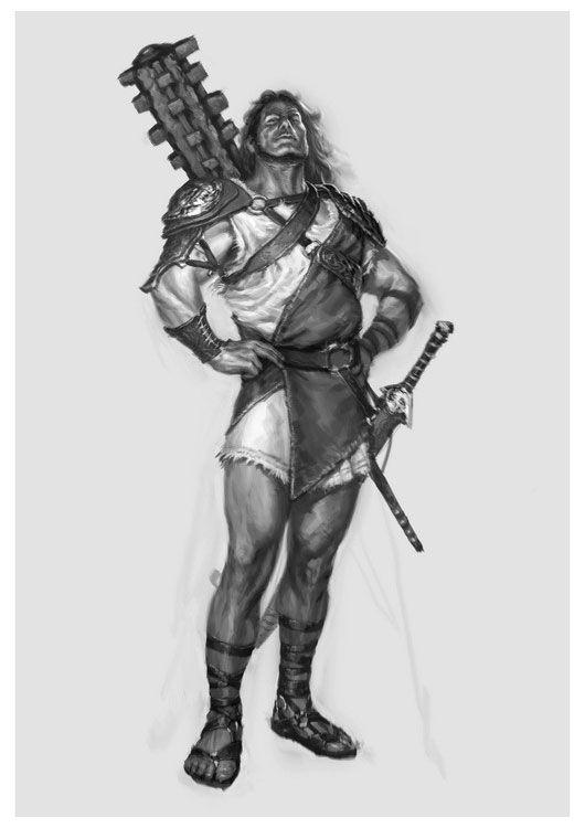 Hercules - Pictures & Characters Art - God of War II ...