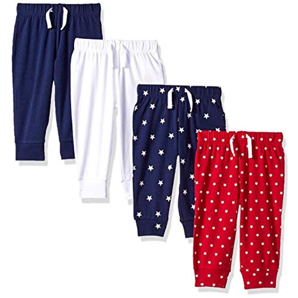 Amazon Essentials Schlupfhose Fur Jungen 4er Pack Bekleidung Baby Jungen 0 24 Monate Taufbekleidung Bekleidun Babies Jungen Damen Leggings Bekleidung