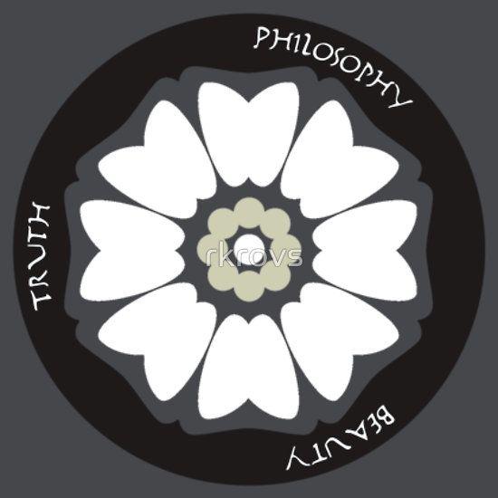 White Lotus Minimalist T Shirt By Rkrovs Avatar Tattoo Avatar