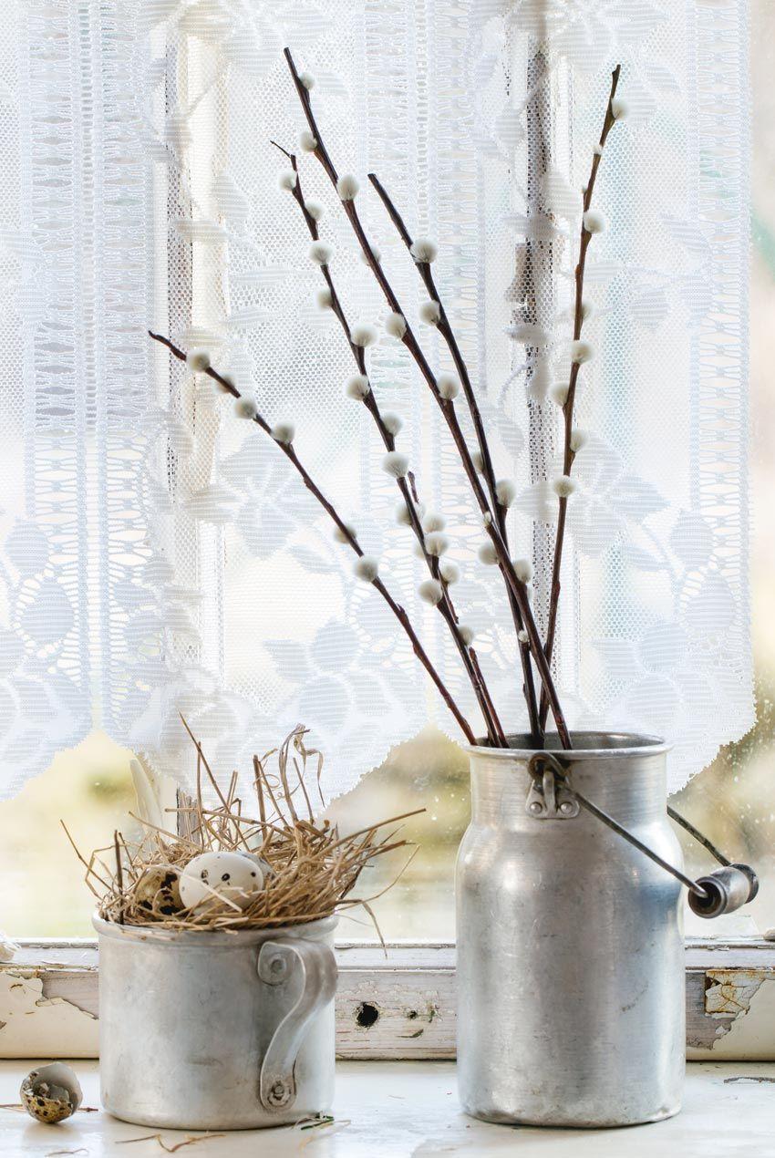 Idee Creative Per La Casa decorazioni rustiche per pasqua! 15 idee creative per