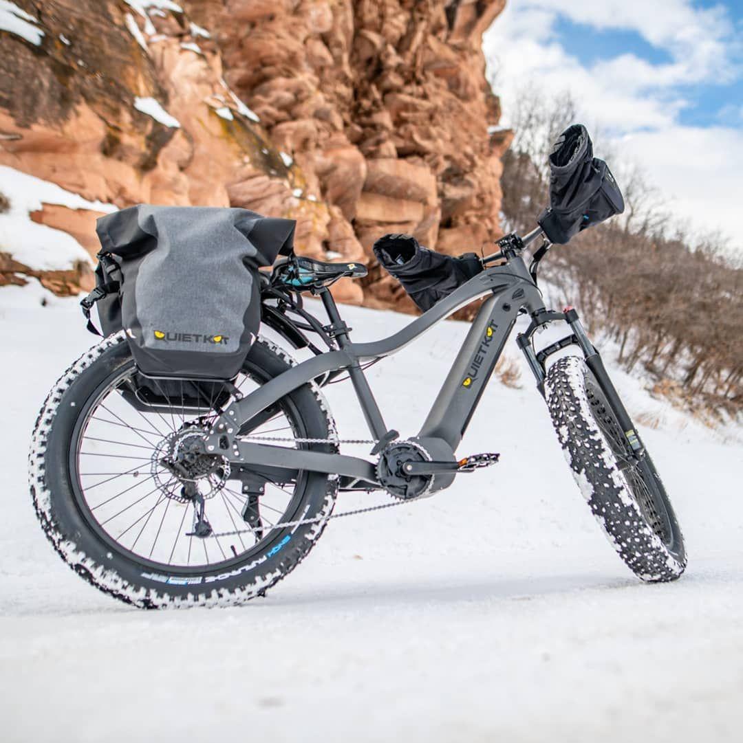 2020 Quietkat Ranger Electric Hunting Bike In 2020 Bike Ranger Electric Bike