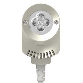 Legrand adorne Titanium 2.25-in Puck Light | Led puck ...