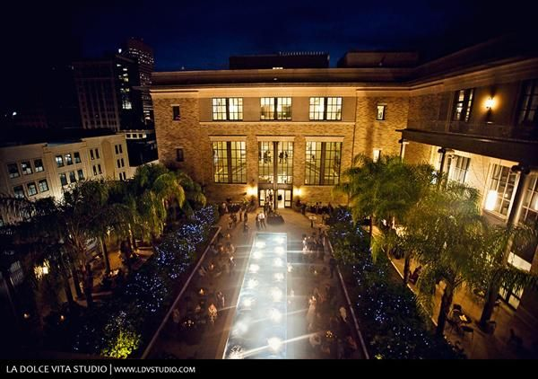 This Is The Gorgeous Courtyard Of Downtown Jacksonville Public Library