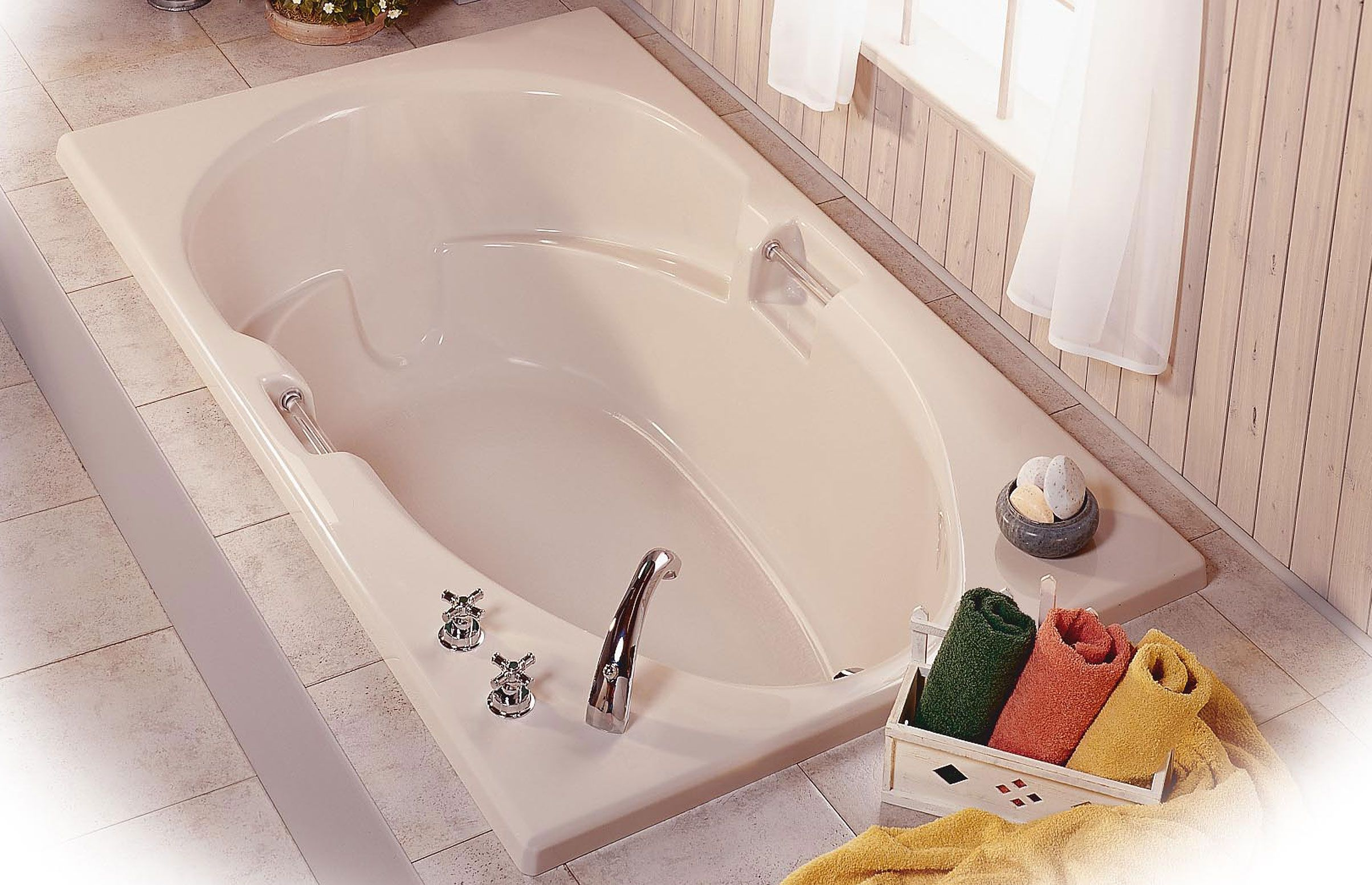 Blakely Alcove or Drop-in bathtub - MAAX Professional   For the Home ...